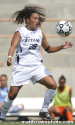Titans Fall to Mexico in Friendly Exhibition