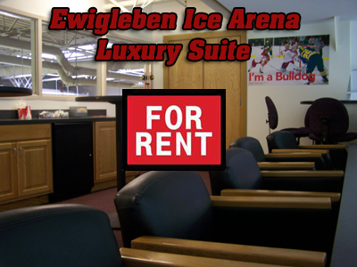 Ice Arena Luxury Suite Available In Party With The Bulldogs