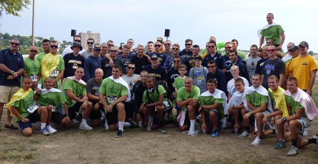 Men's Soccer, Men's Lacrosse Join Together To Raise Funds, Awareness At 2016 MitoAction 5K Race