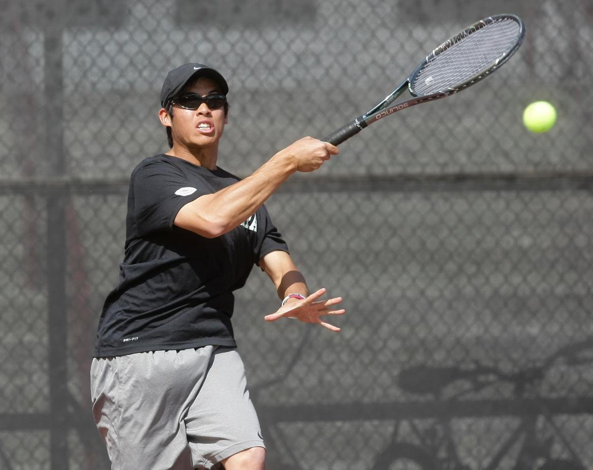 No. 64 Bronco Men's Tennis Takes On USF Saturday at 11 am