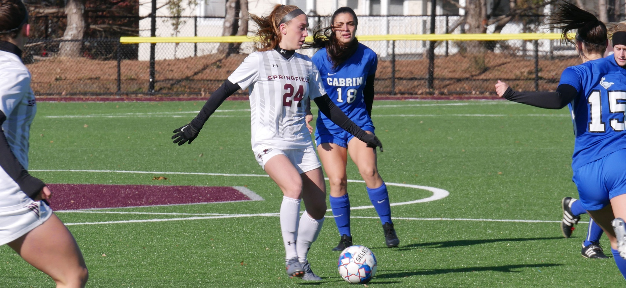 Women's Soccer Triumphs 3-2 in Double Overtime Battle With FDU-Florham in ECAC Quartefinal