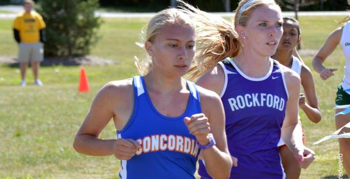Scheele, Goeman finish in top 10 for Women's Cross Country at Pioneer Invite