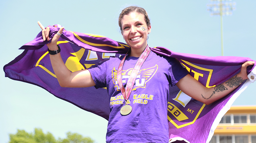For faith and family: Rennick puts together dominant season in track and field