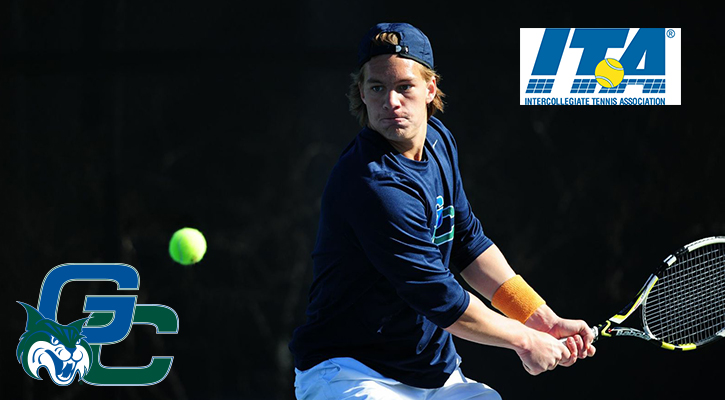 Wadstein Caps Senior Year with ITA All-America Honors