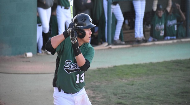 Saints drop doubleheader to Beavers