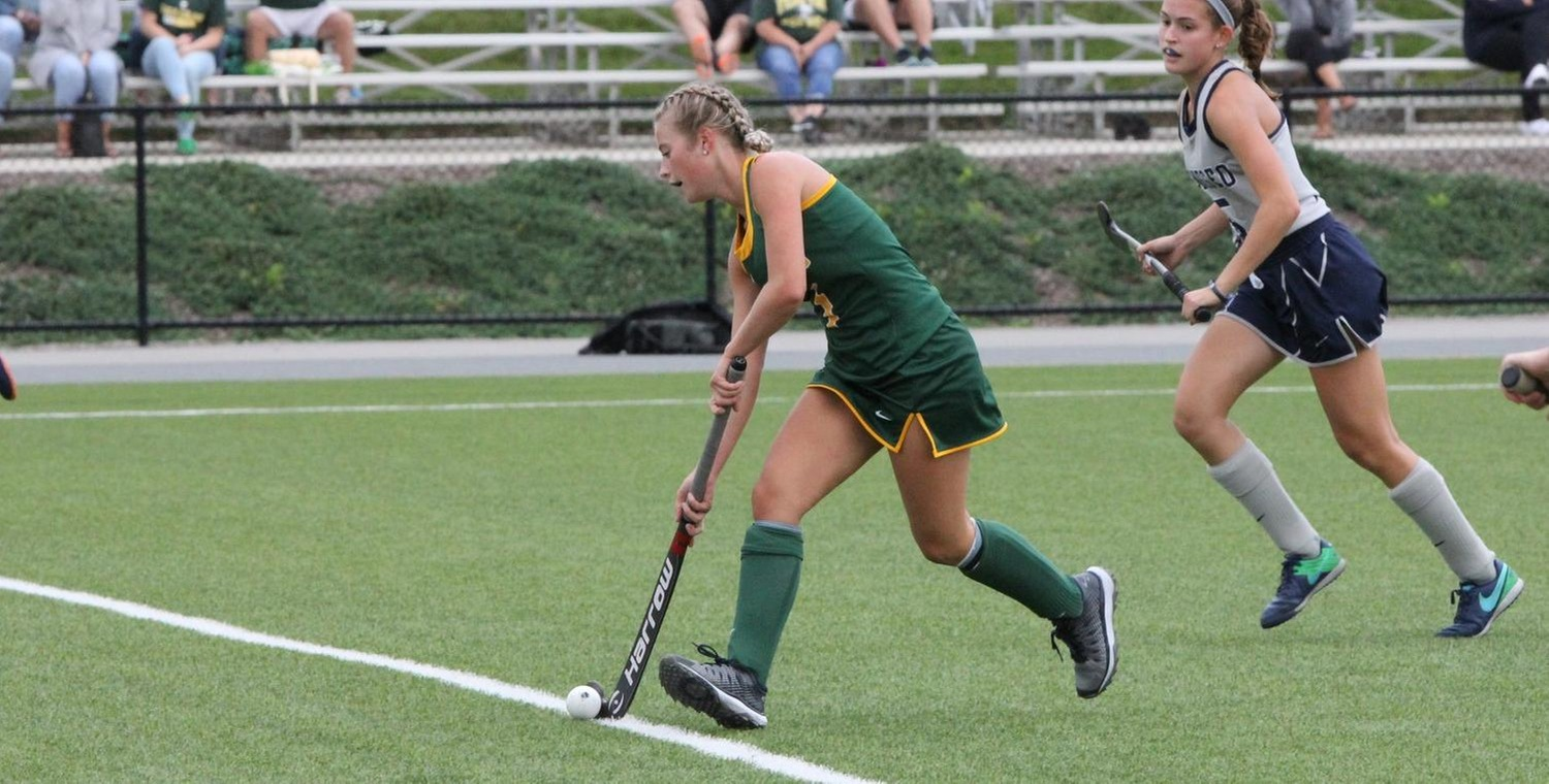 Nicole Wilson (1) had a goal and an assist for Keuka on Wednesday -- Photo by Ed Webber