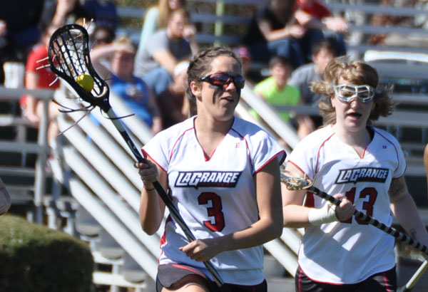 Lacrosse: Panthers blast Methodist 20-6 in USA South game