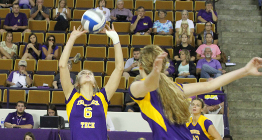 Gutsy effort not enough as Tech drops match to OVC-leading Morehead State