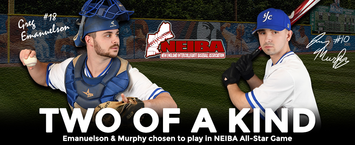 Murphy & Emanuelson Chosen to Play in 2019 NEIBA All-Star Game