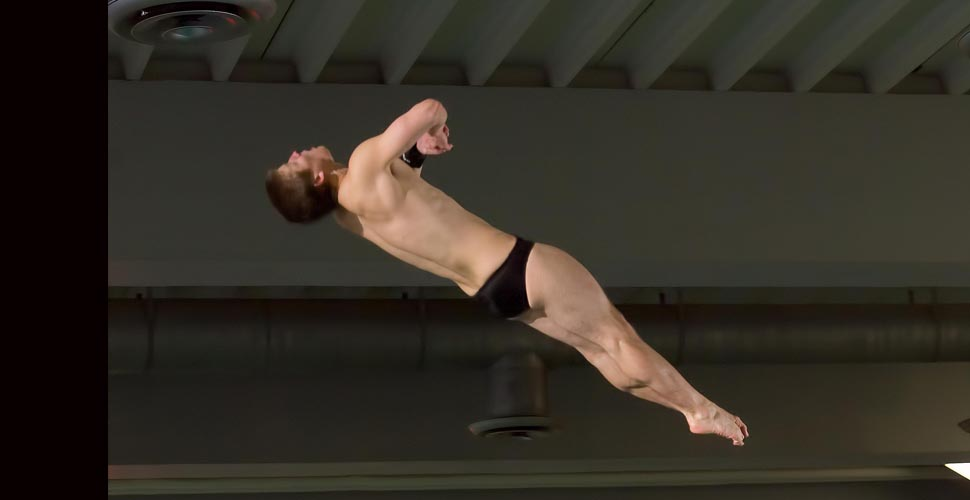 "UMBC Diving Closes NCAA Zone ""A"" Diving Championships on Tuesday"