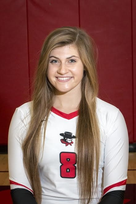 Volleyball Player of the Week: 9/10