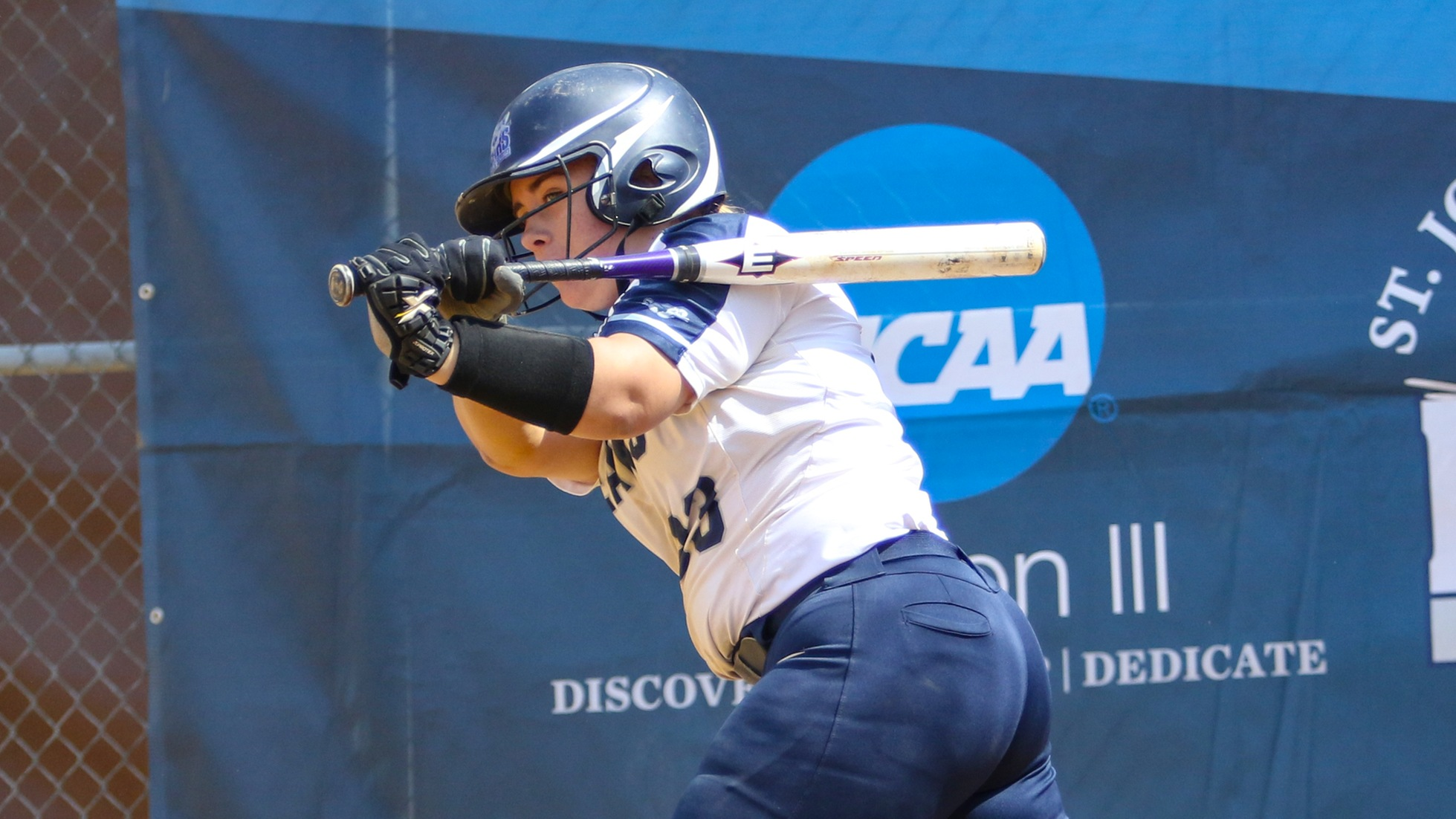Hartwig's 6-for-6 Day Not Enough for Softball at Home Against FDU-Florham
