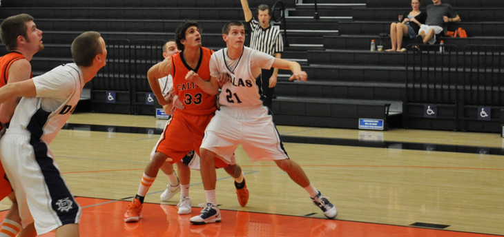 Caltech Can't Overcome First Half Deficit; CLU Gets Win