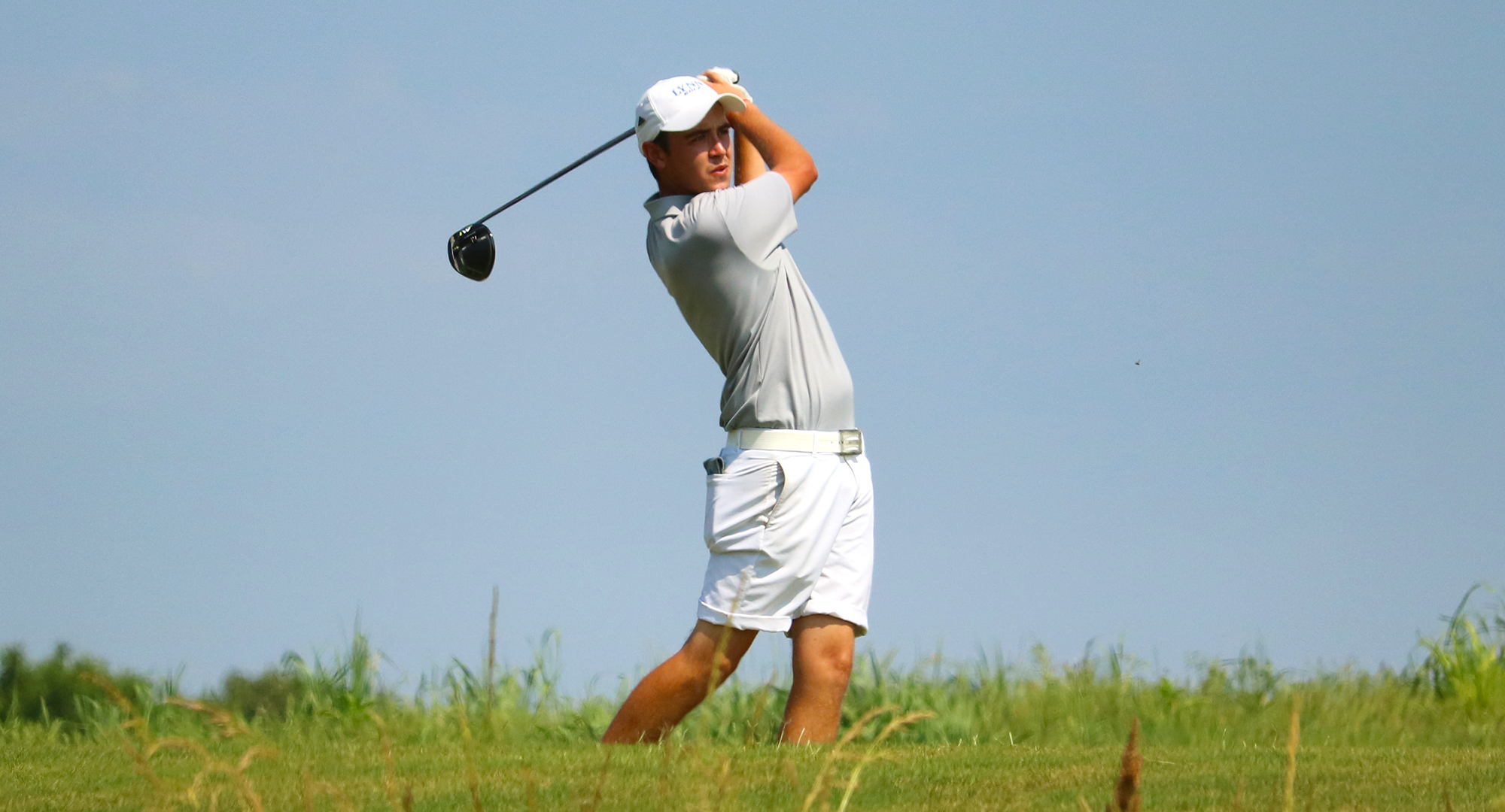 Men's Golf Tied for Eighth at Copperhead Championship