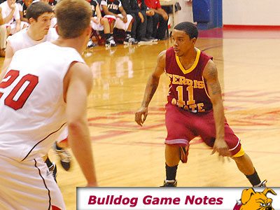 Men's BB Notes: St. Joseph's (Nov. 21)
