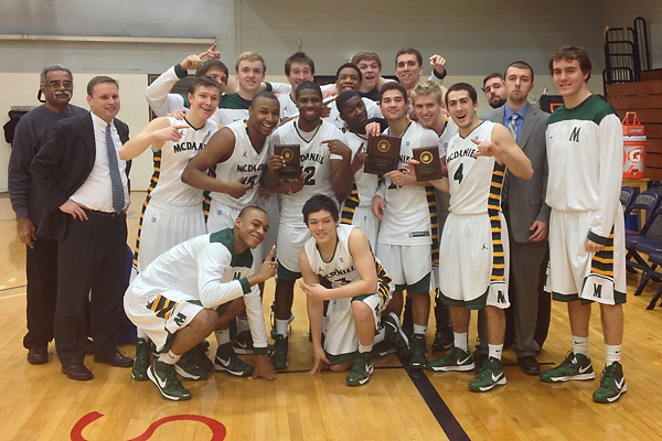 The 2012 Trinity Invitational Champions