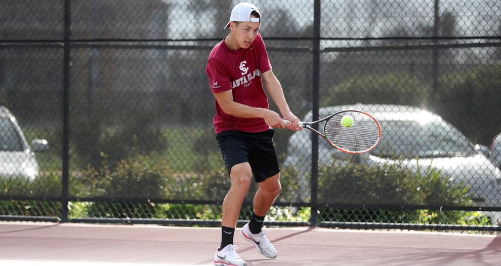 Men's Tennis Travel To Oregon And Boise State This Week