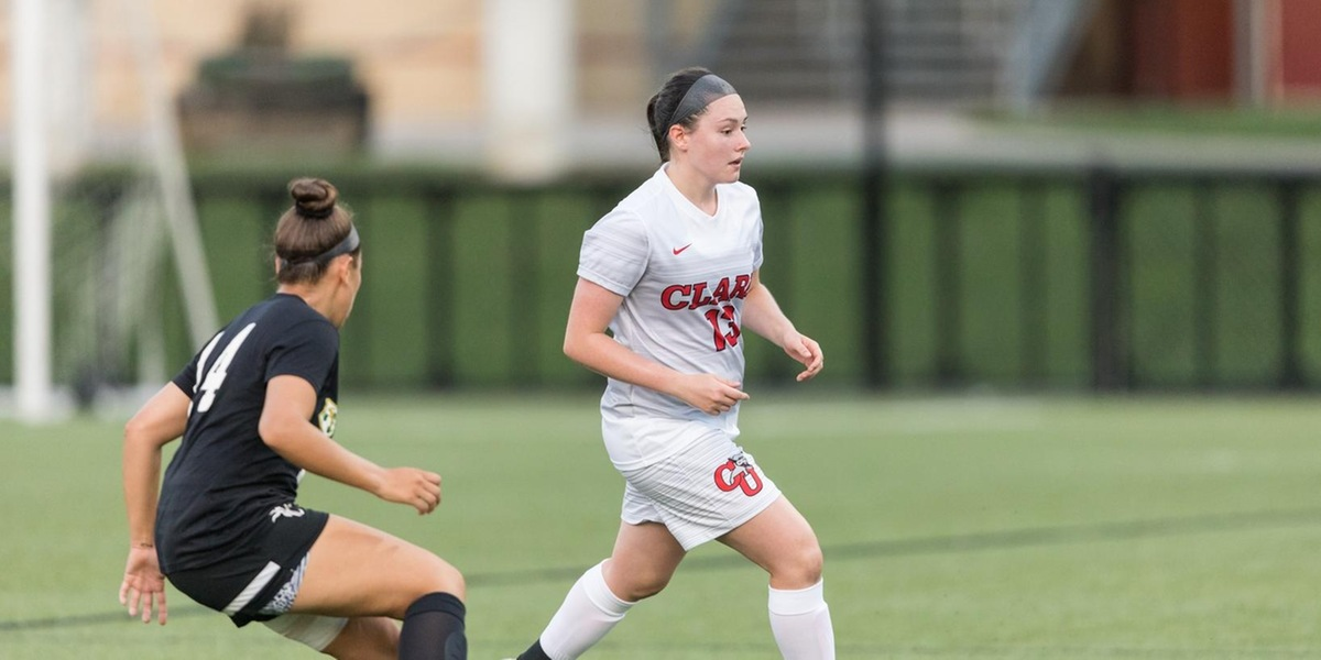 Women's Soccer Falls in Double Overtime at Emerson