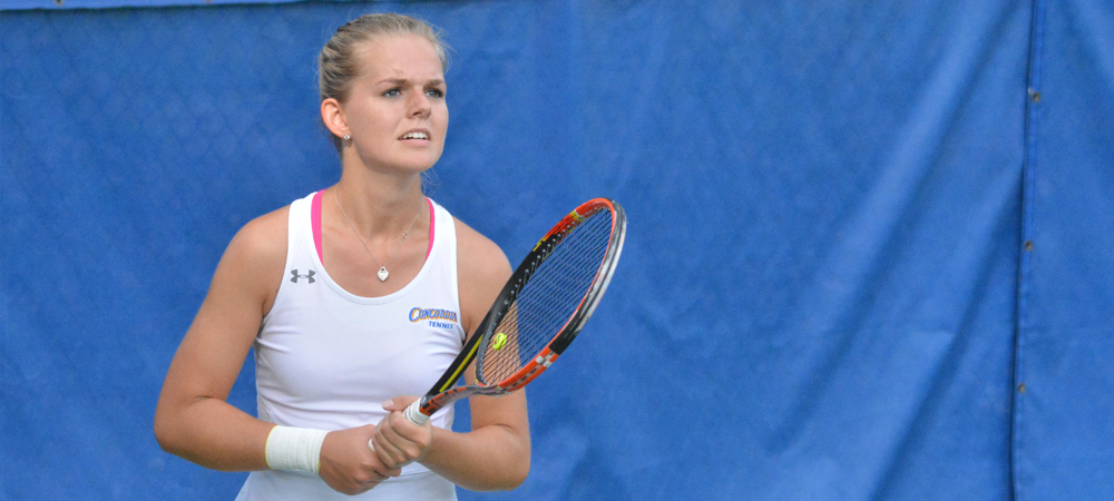 Women's Tennis Blanks Minnesota State Mankato 7-0 In First Match Of Spring