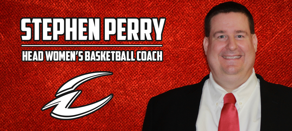 Perry Selected to Be New Women's Head Basketball Coach