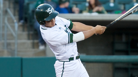 BASEBALL HOSTS #4 OREGON STATE MONDAY AND TUESDAY