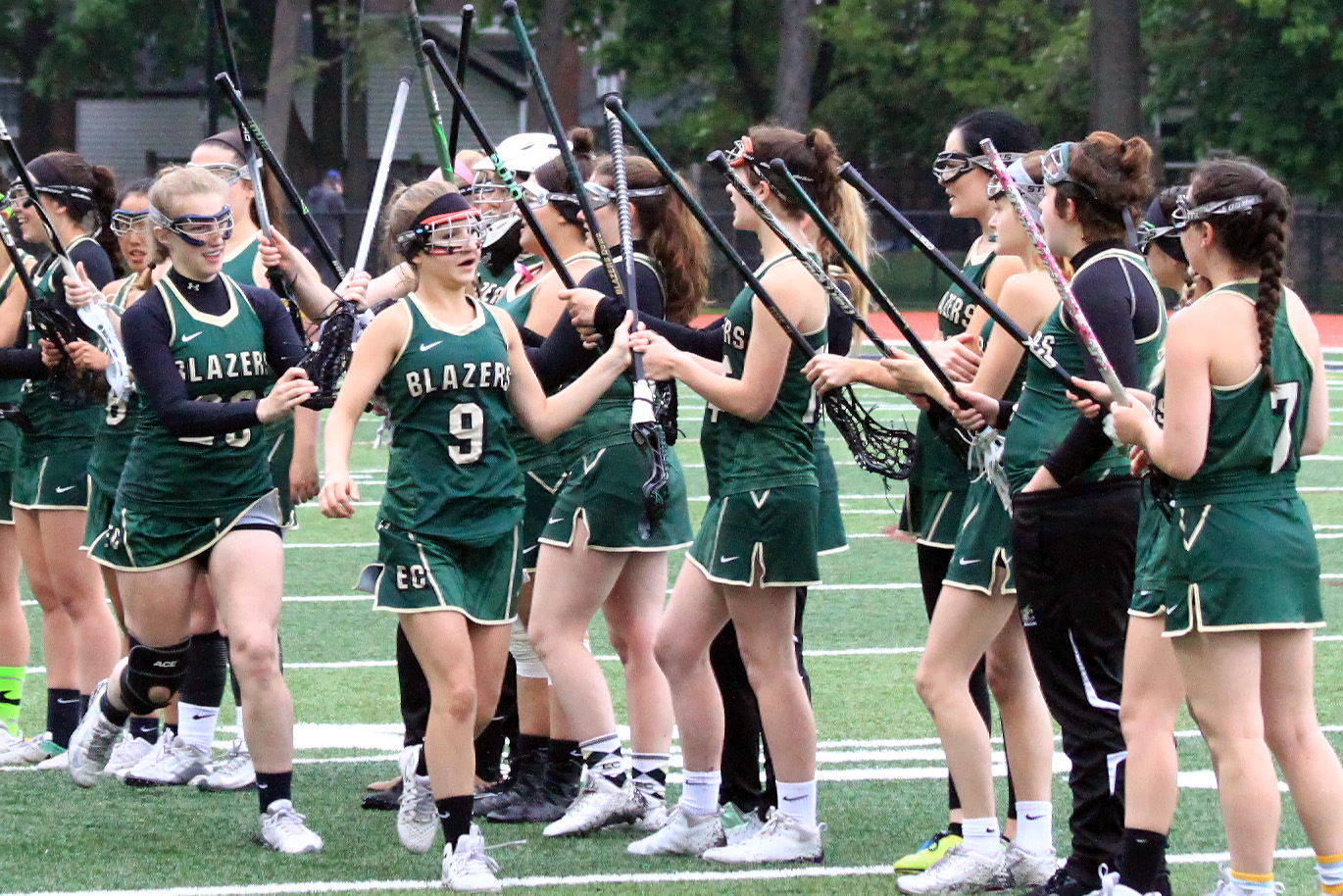 IWLCA Academic Honors Roll In For Blazer Lacrosse