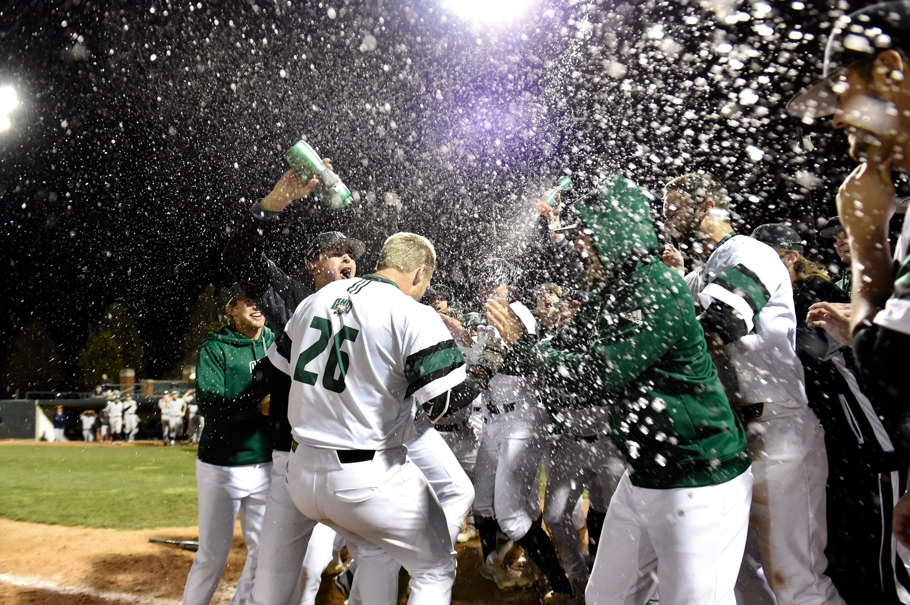 Rott's Walk-Off Home Run In Extras Lifts Ohio Baseball To Win Over Shawnee State