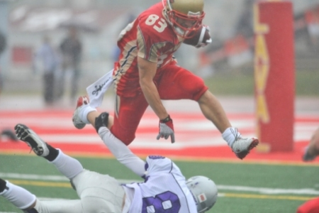 UFRC – CIS Football Top 10 (#11 - FINAL): Laval tops final rankings of 2009