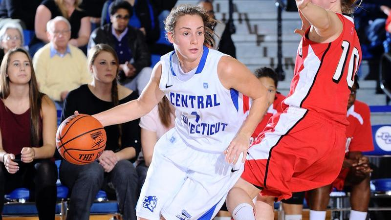 Women's Basketball Falls at Monmouth