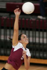 No. 13 Volleyball Hosts No. 12 California Tonight