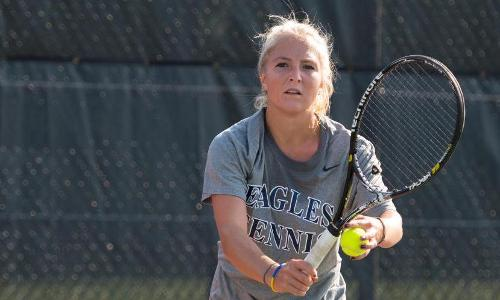 #21 Eagles Breeze Past Frostburg State, 9-0, on Friday
