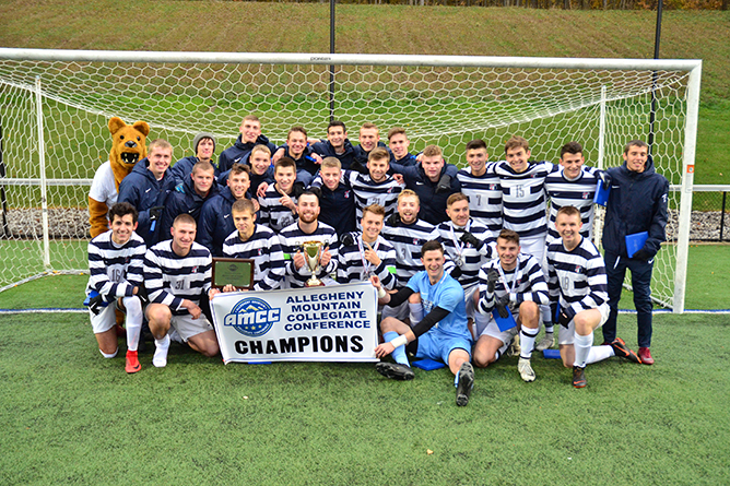 Penn State Behrend Defeats Medaille 3-1 for AMCC Title