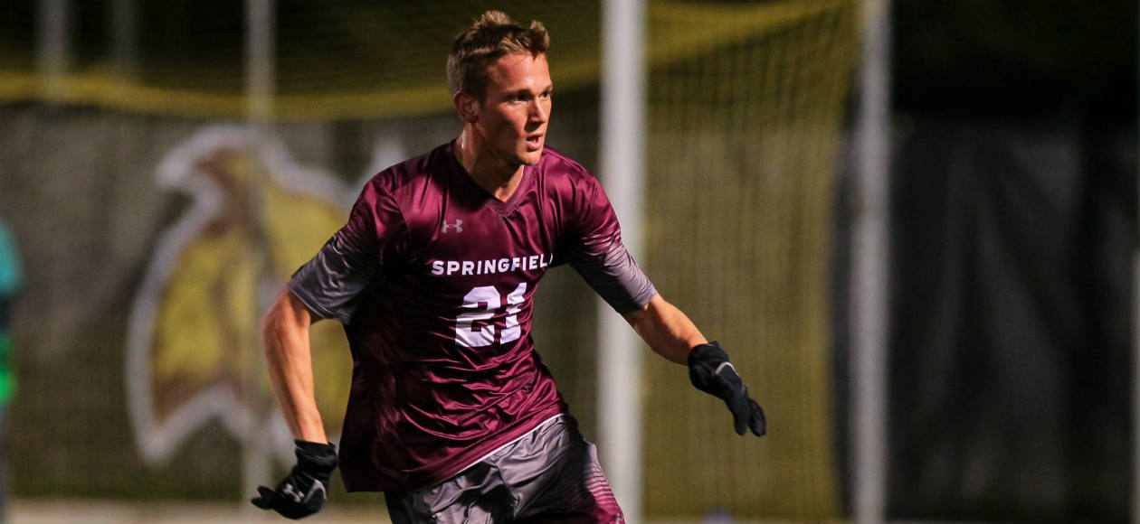 No. 20 Men's Soccer Remains Unbeaten With 2-0 Win Over MIT