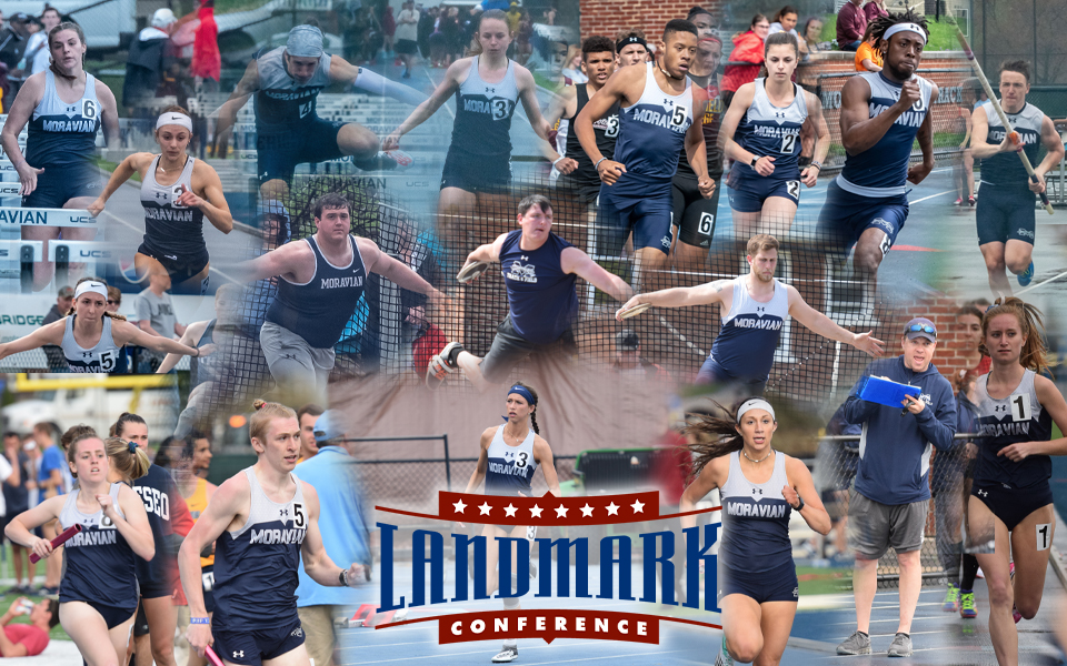 2019 Landmark Track & Field All-Conference honorees.