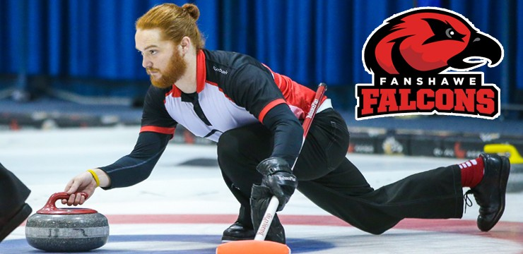 Fanshawe welcomes the CCAA's best in Curling