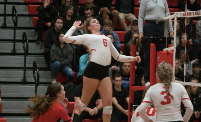 Fields Powers Women's Volleyball's Sweep of Alverno