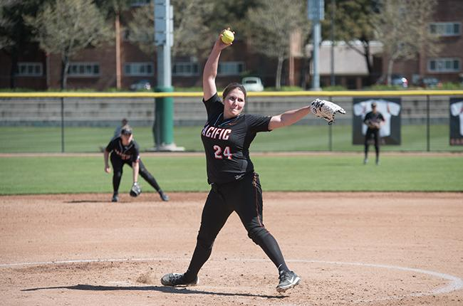 Tigers Sweep Day One of GCU Tournament