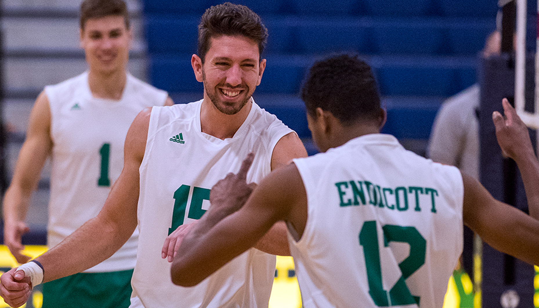 Endicott Defeats Nichols 3-0, Advances to Championship Match