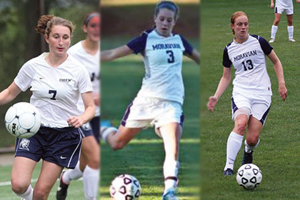 Women's Soccer All-Conference Selections Announced