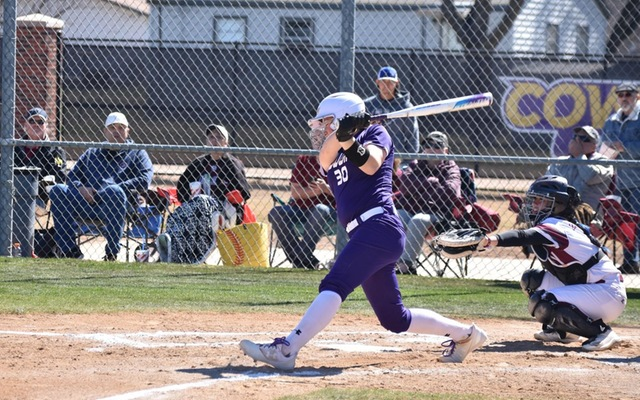 Cowgirls Win Two Friday with a Walk-Off HR