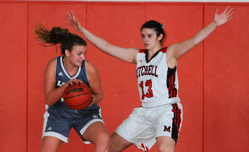 WBB Tripped Up by Cedar Crest