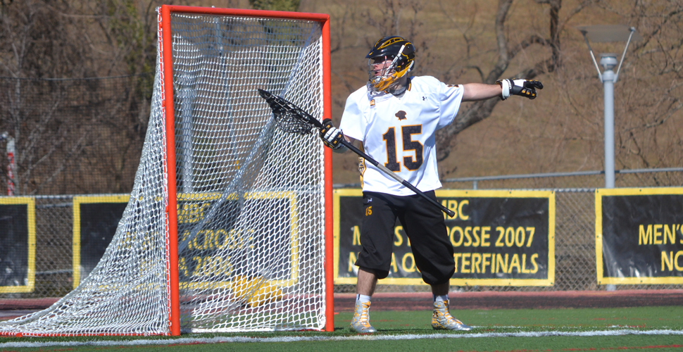 Team Effort Spurs Men's Lacrosse to 14-5 Victory Over Richmond