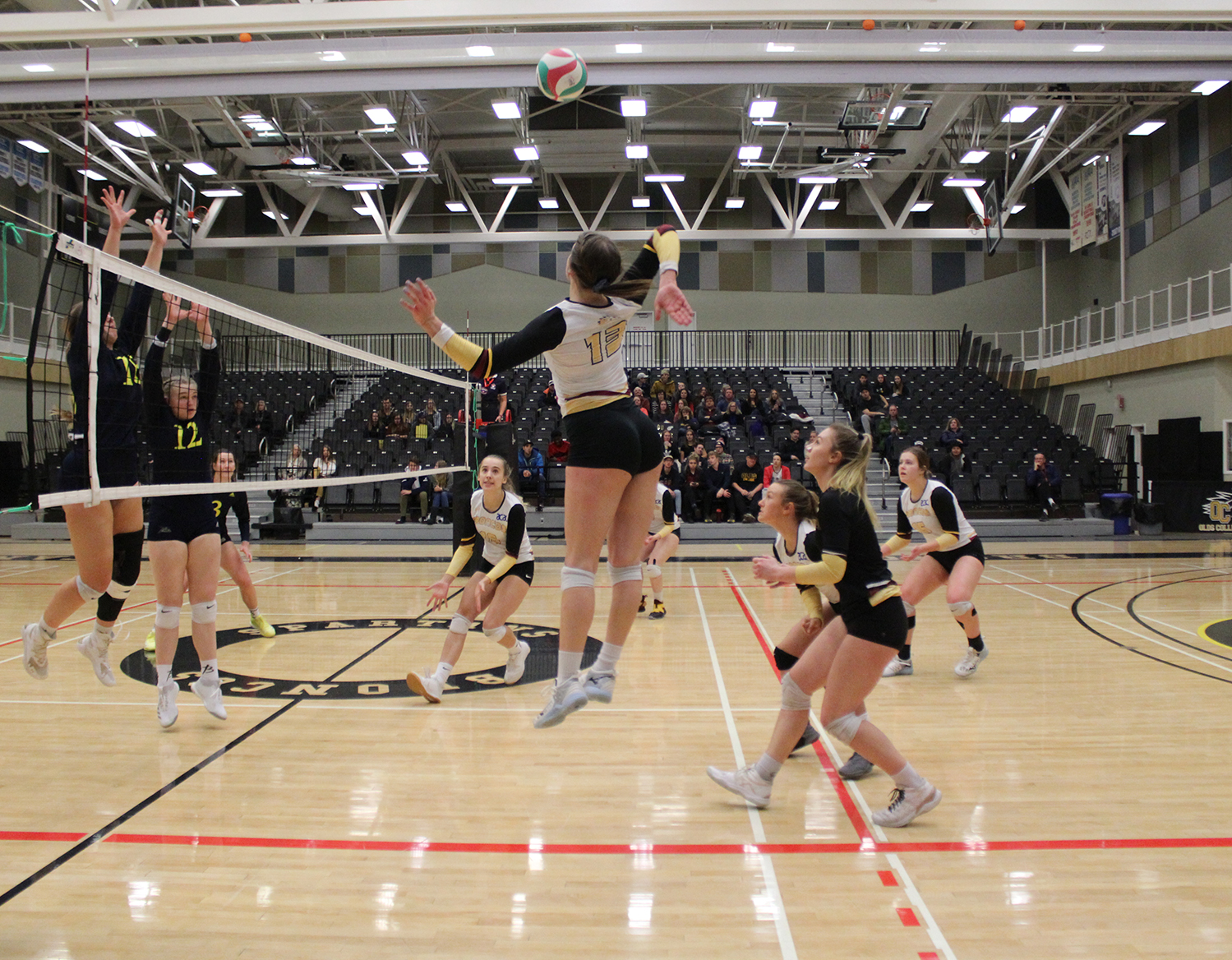 Broncos lose in three to CCAA number 2 ranked Briercrest