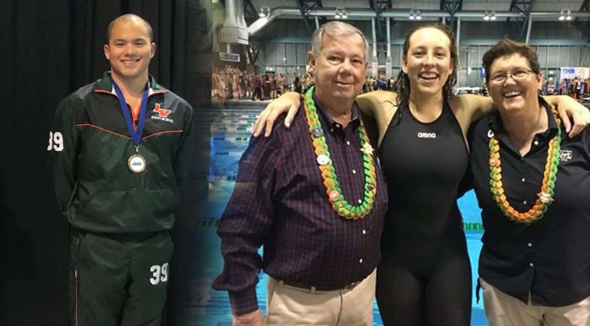 Pon, Fox set records on final day of SCIACs