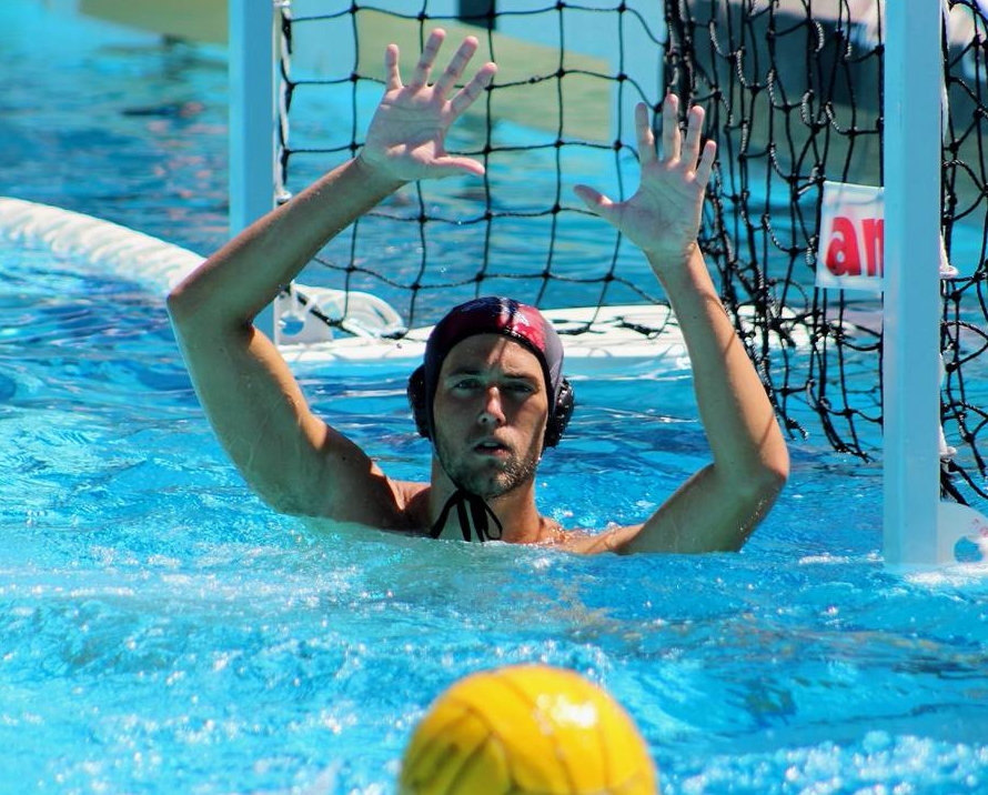 MEN'S WATER POLO GOALIE