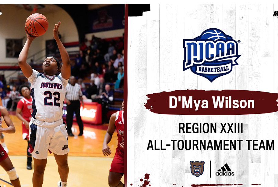 Wilson named to All-Region tourney team