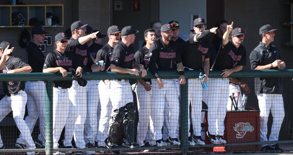 Baseball Hosts Pac-12 Conference's Utah This Weekend