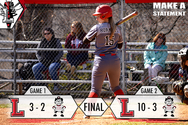 Softball Bounces Back, Takes Doubleheader Against Guilford