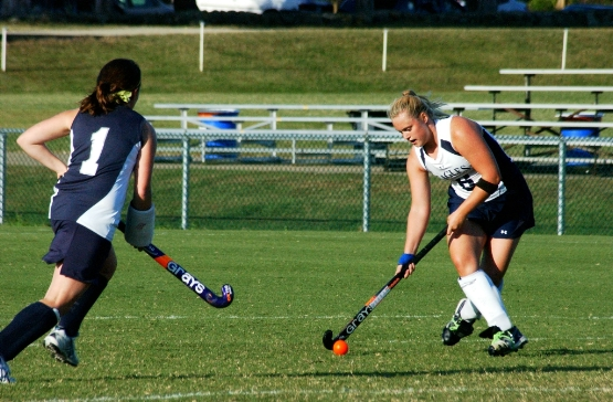 Five UMW Field Hockey Players Named to All-CAC Team