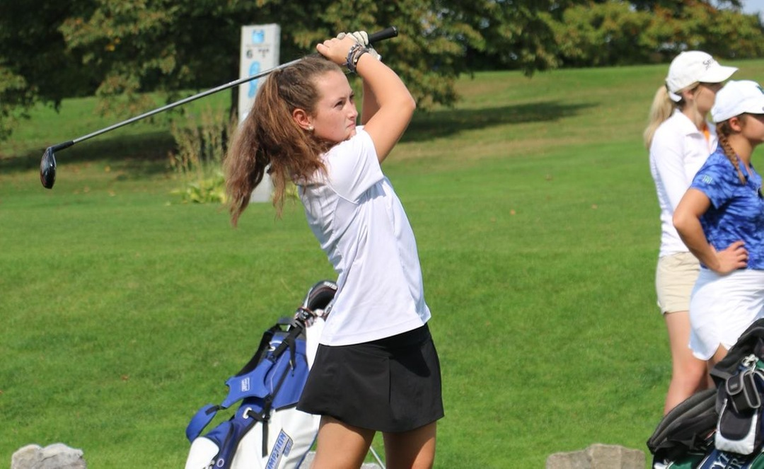Women's Golf Ties For Sixth At The Mercyhurst Spring Invitational